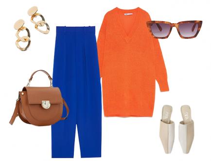 Поскольку уже весна — пришло самое время освежить свой гардероб вещами с яркими и сочными оттенками. Не бойтесь быть оригинальными, выбирая контрастные цвета. Завершить образ помогут правильно подобранные аксессуары.