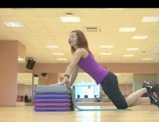 Видеоурок: упражнения для красивой груди