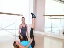 Мастер-класс: фитнес от Миранды Керр