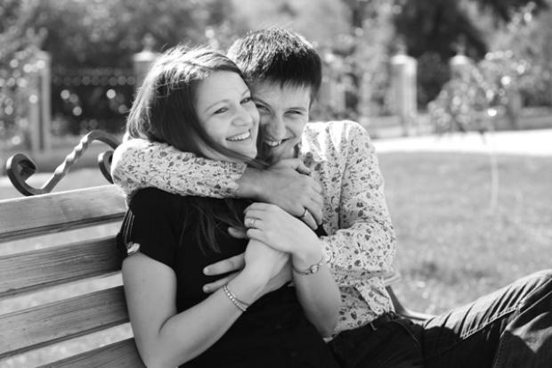 """"""" ... Ты - моя, а я - твоя любовь и судьба ..."""""""