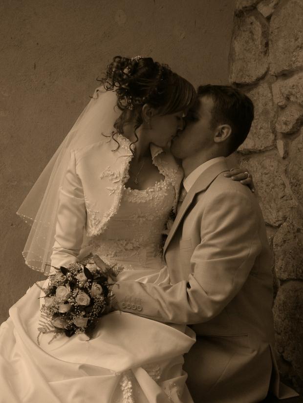 Наше свадебное фото