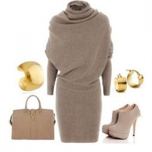 Элегантность и простота шагают рука об руку. Именно эти две тенденции помогут создать вам стильный образ.