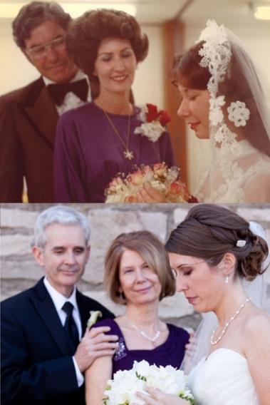 Секс сродителями невесты