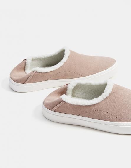 Модная осенняя обувь без каблука  где купить — 2018 b40bdc1588868