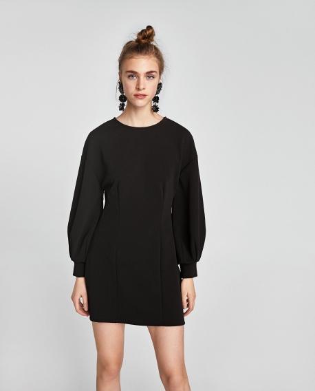 Мини вечерные секс платье