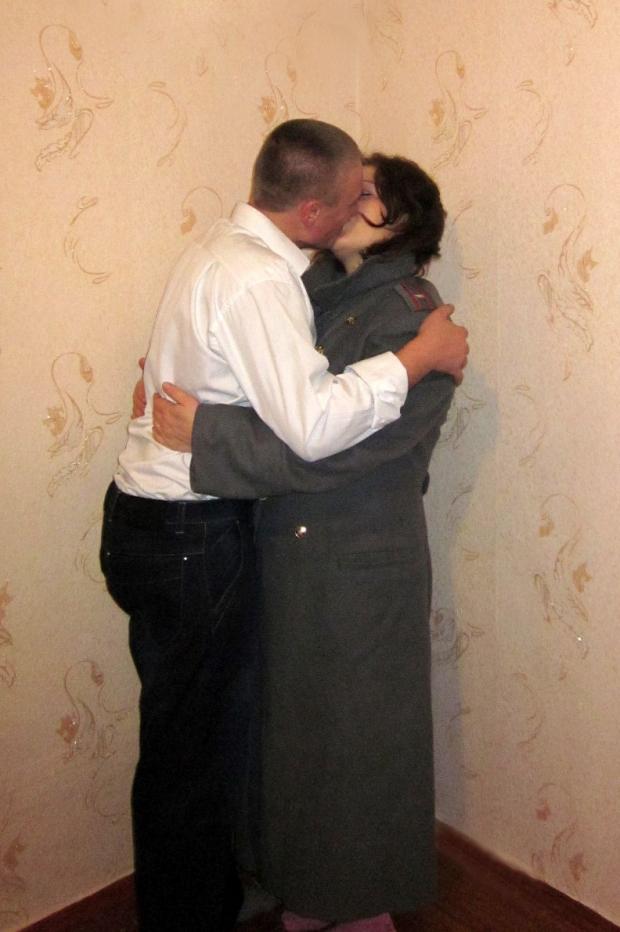 Любовь - когда сквозь всех препятствий...