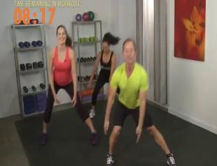 Мастер-класс: фитнес от Камерон Диас