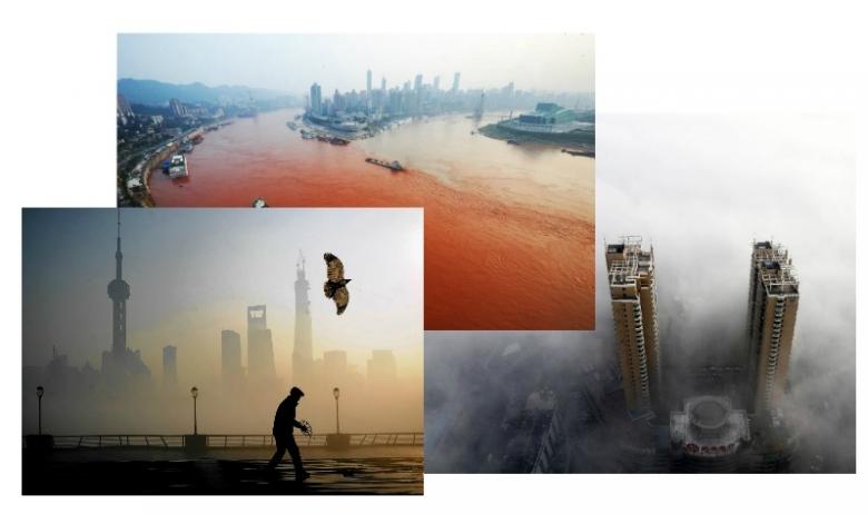 Жизнь в Поднебесной глазами украинки: экология в Китае