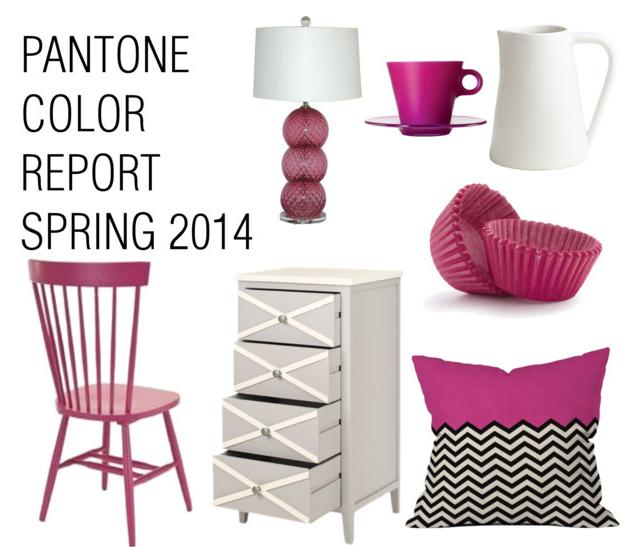 Модные цвета 2014 года в интерьере - фото №2