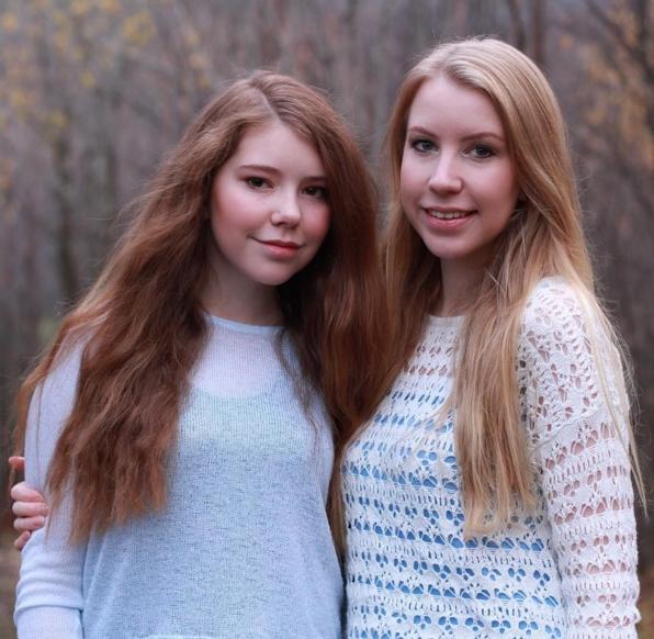 Эти девчонки знают, как заплести самые красивые косы: история двух сестер и их волшебного insta-аккаунта - фото №1
