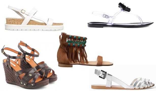 Пляжная мода 2014: тенденции в одежде и аксессуарах - фото №5