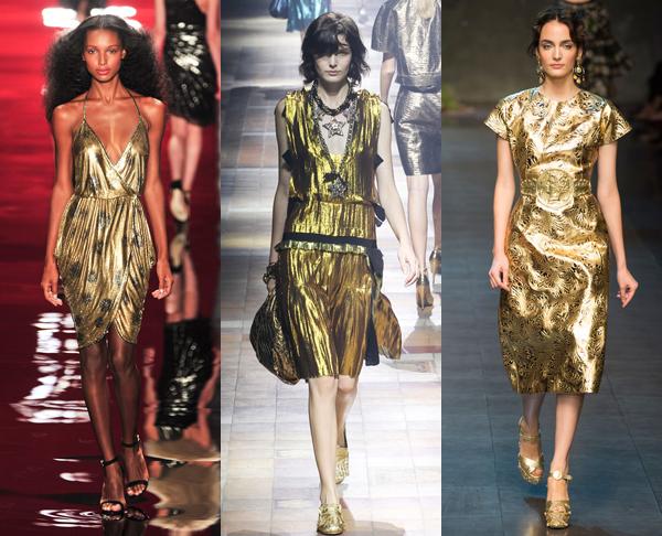 Модные платья сезона весна-лето 2014 - фото №4