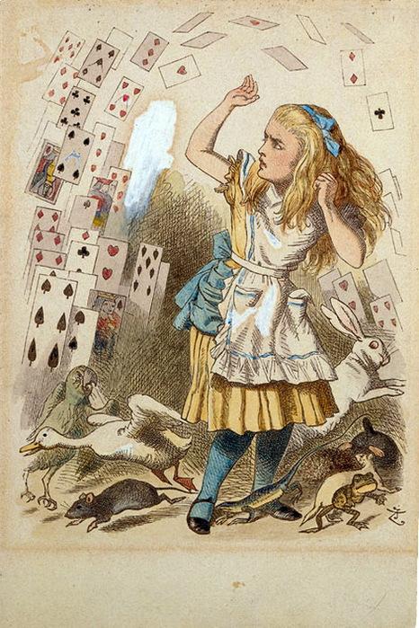 День рождения Алисы в стране Чудес - фото №9