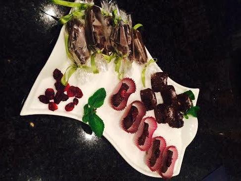Что приготовить на новый год: сладкие домашние конфеты - фото №2