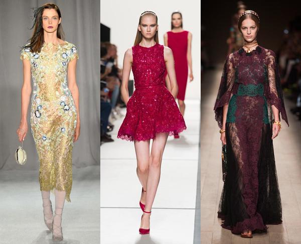 Модные платья сезона весна-лето 2014 - фото №6