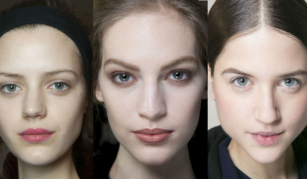 Лучшие варианты макияжа осень-зима 2013/2014 - фото №1