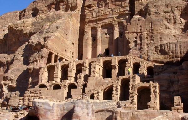 иордания петра 2016