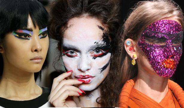 Тенденции в макияже сезона весна-лето 2014 - фото №7
