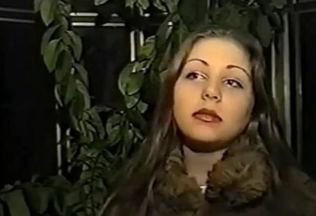 Тина Кароль в юности Татьяна Либерман
