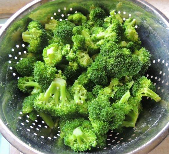 Бланшировать овощи не обязательно