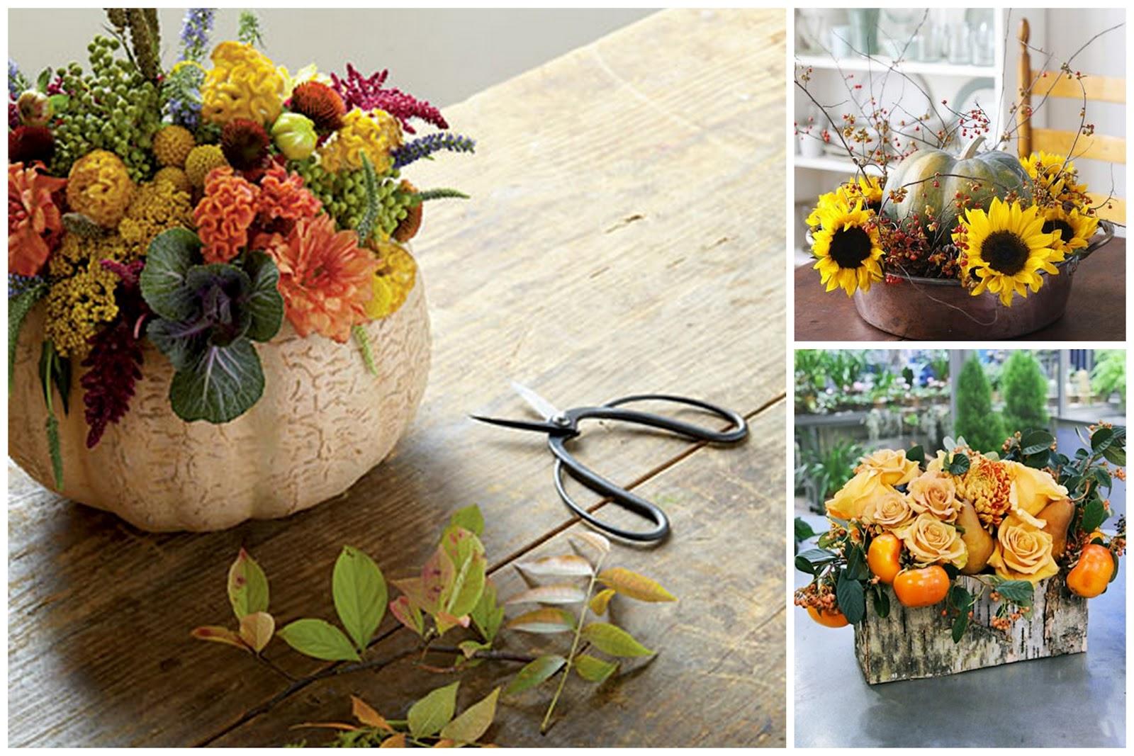 Осенняя сервировка стола: особенности - фото №2