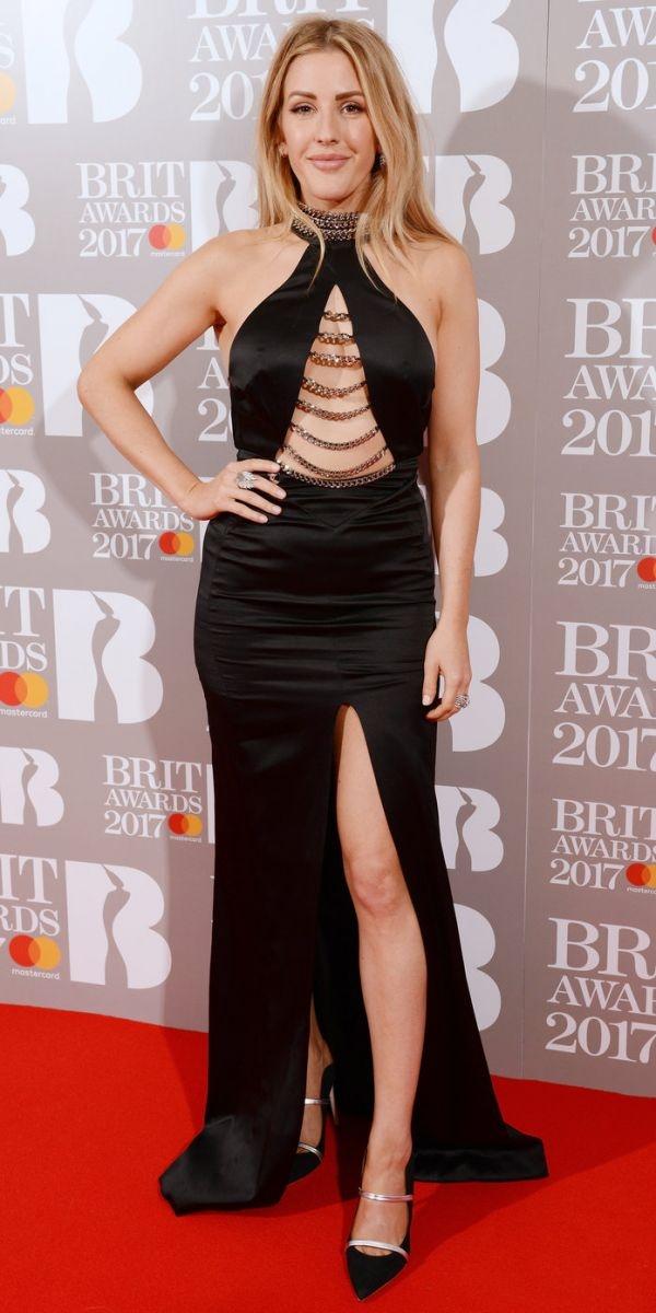Brit Award 2017: лучшие бьюти-образы с красной дорожки - фото №2