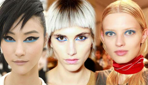 Тенденции в макияже сезона весна-лето 2014 - фото №3