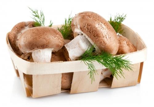 грибы в пост