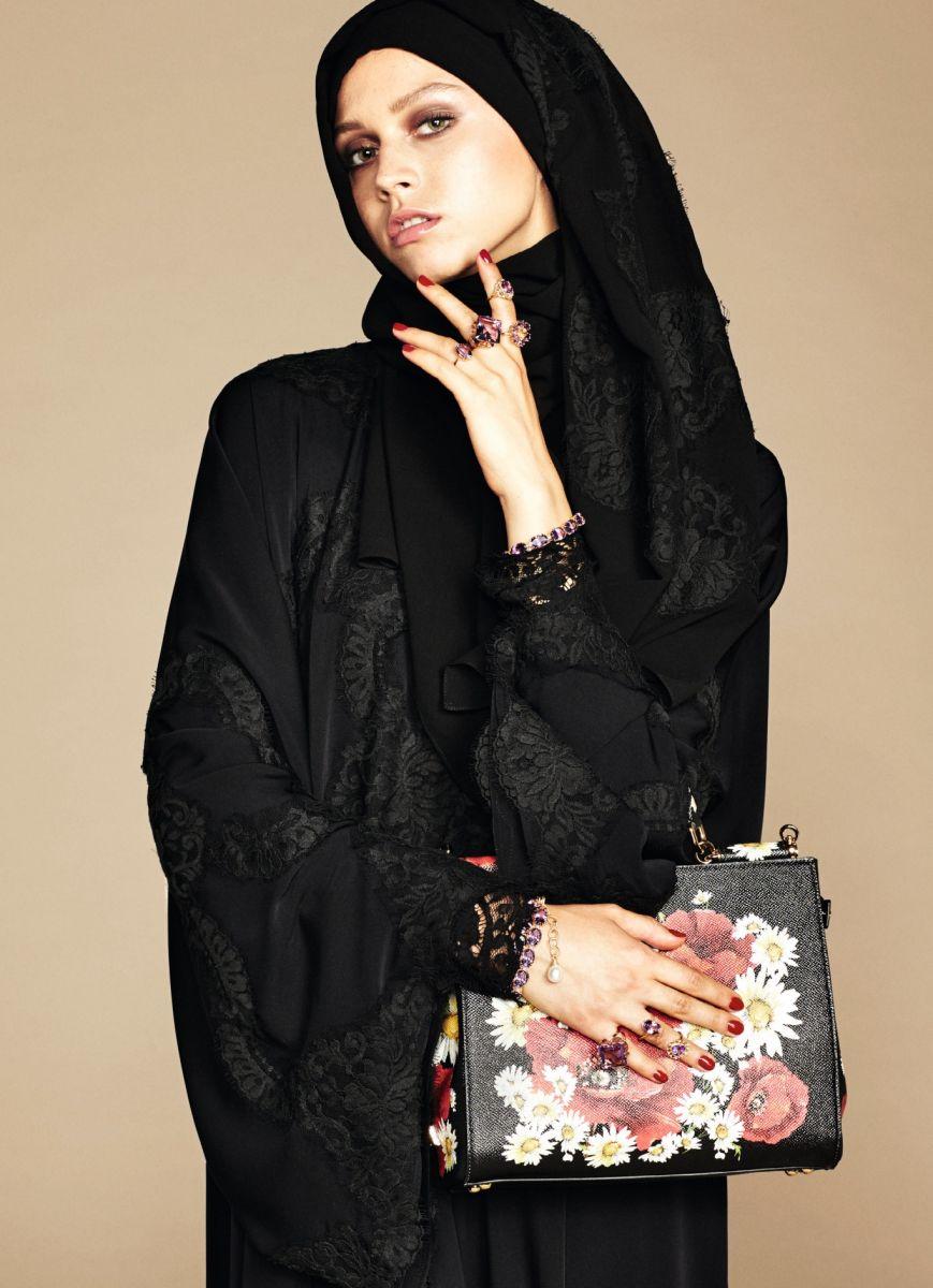 дольче и габбана хиджабы фото