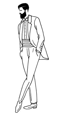Все, что нужно знать о дресс-коде: виды, значение, примеры и правила мужского и женского дресс-кода - фото №72