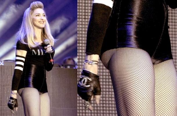 Мадонна станцевала тверк на благотворительном вечере, показав силиконовые ягодицы (ВИДЕО) - фото №2