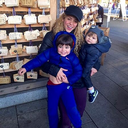 Шакира поделилась новым ФОТО 2-летнего сына после его болезни - фото №2