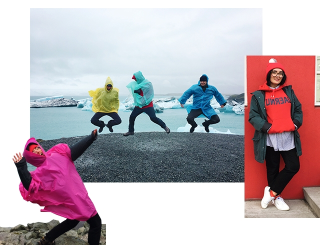 какую одежду брать в исландию
