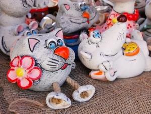 Глиняная посуда во Львове