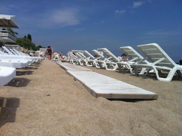 Самые популярные пляжи Одессы: куда пойти, чтобы с комфортом понежиться на солнце - фото №6