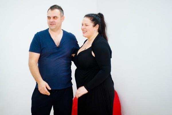 """Руслана Писанка вместе с мужем собралась худеть на шоу """"Зваженi та щасливi"""" - фото №2"""