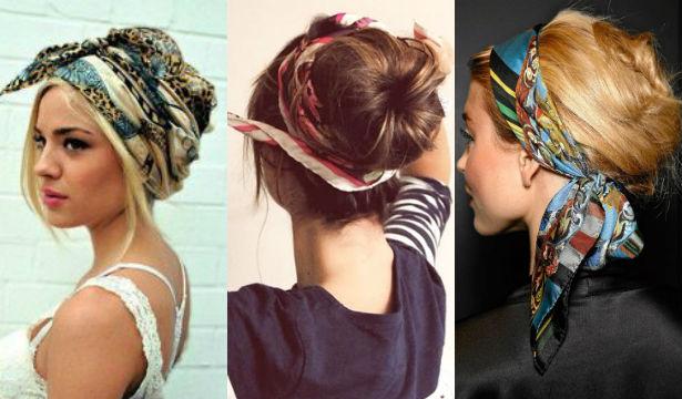 Идеи использования аксессуров для волос - фото №5
