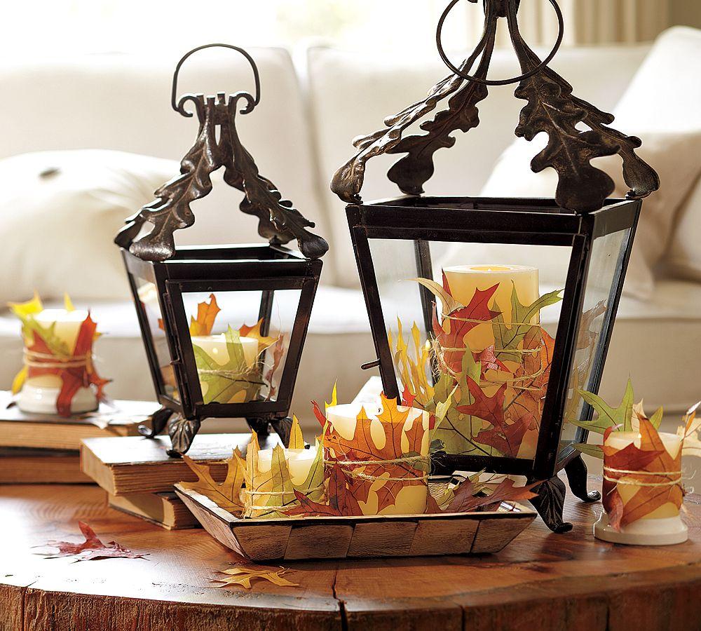 Осенняя сервировка стола: особенности - фото №3