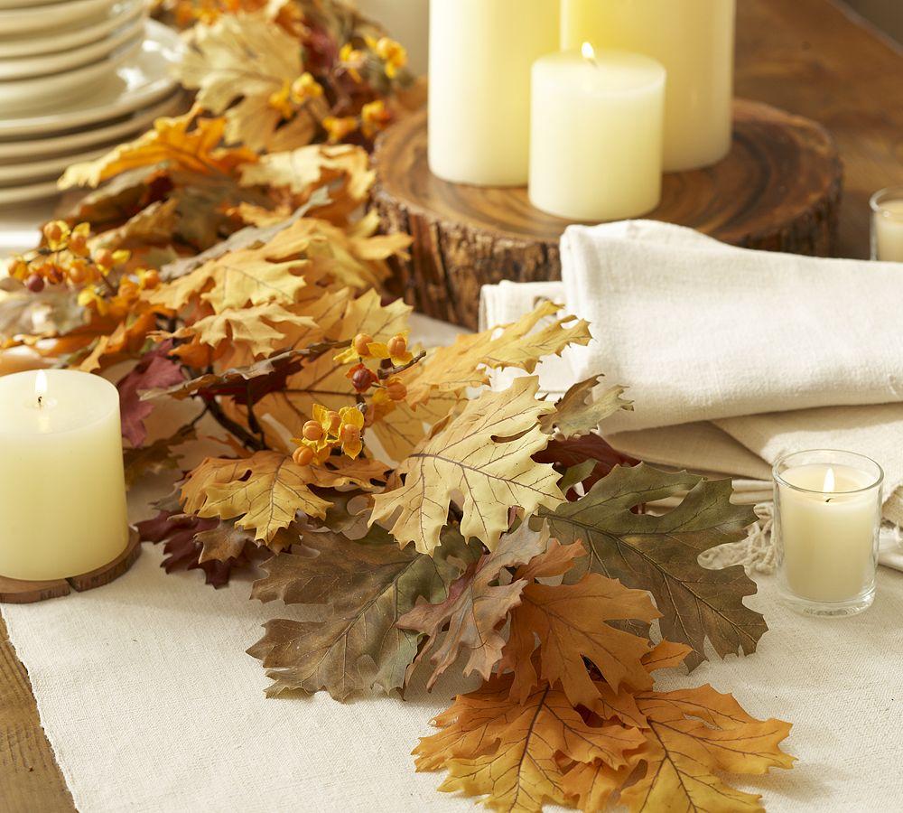 Осенняя сервировка стола: особенности - фото №5