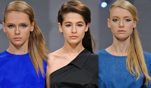 Лучшие варианты макияжа с Украинской Недели моды - фото №6