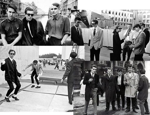 Блеск Советского Союза: мода стиляг - фото №2