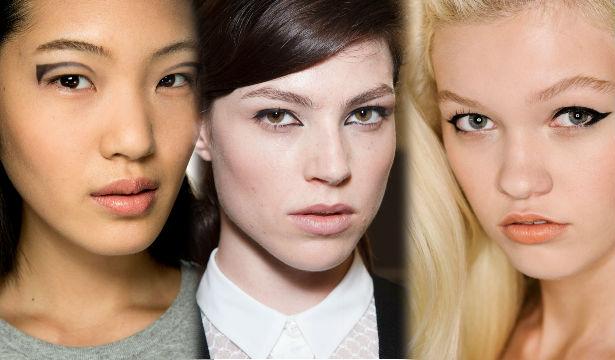 Особенности летнего макияжа 2014 - фото №5