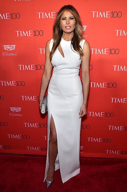 Скандальная Мелания Трамп обзаведется персональной гримеркой в Белом доме - фото №1