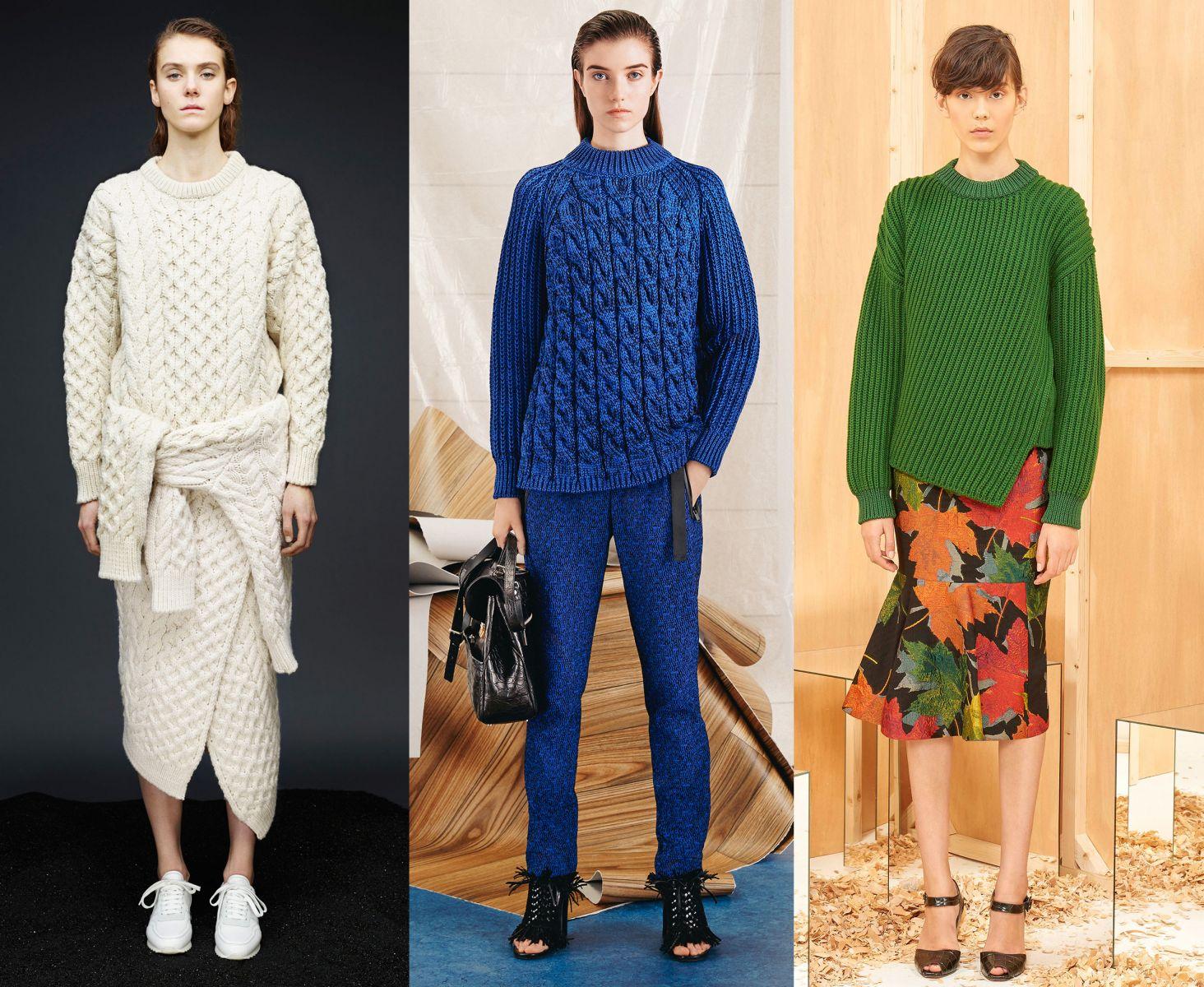 Что носить в 2015 году: тенденции pre-fall - фото №7
