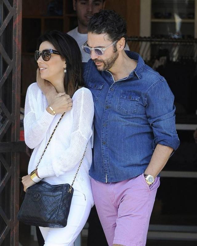 СМИ: Ева Лонгория и Хосе Бастон на грани развода - фото №1