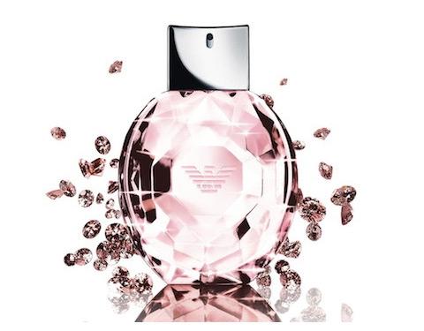 Armani представит новый аромат Emporio Armani Diamonds Rose - фото №1