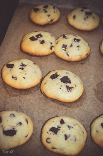 американское печенье как готовить