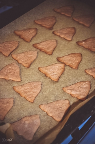 рождественское печенье рецепт приготовления