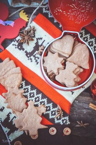 рождественское печенье оригинальный рецепт
