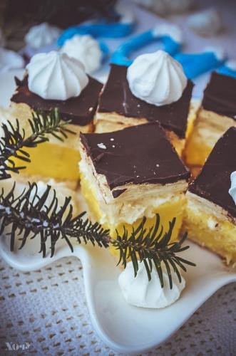 пошаговый рецепт пирожного с заварным кремом